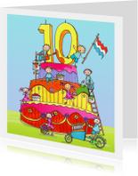 tien jaar anet illustraties