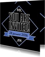 Uitnodigingen - Uitnodiging Invited - HE