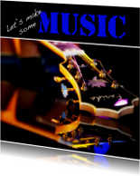 Uitnodiging Music 4 - Gitaar - OT