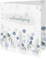 Uitnodigingen - Uitnodigingen Tuintje