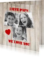 vaderdag we love you-isf