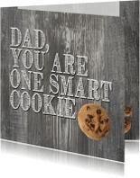 Vaderdag kaarten - Vaderdagkaart Smart