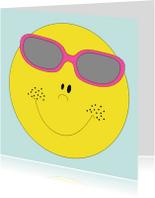 Vakantiekaarten - Vakantie zonnetje!