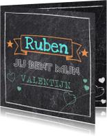 Valentijnskaarten - Valentijn-jij bent van mij-BF