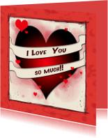 Liefde kaarten - Valentijn15