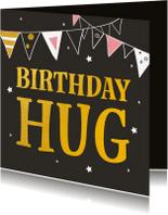 Verjaardagskaarten - Verjaardag -birthday hug