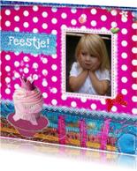 Kinderfeestjes - Verjaardag feestje meisje