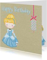 Verjaardagskaarten - Verjaardag Prinsesjes11 - TJ