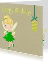Verjaardagskaarten - Verjaardag Prinsesjes14 - TJ