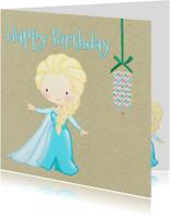 Verjaardagskaarten - Verjaardag Prinsesjes2 - TJ