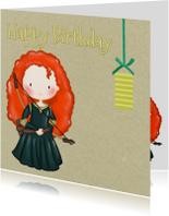 Verjaardagskaarten - Verjaardag Prinsesjes6 - TJ