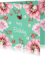 Verjaardagskaart Versturen