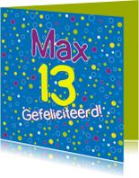 Verjaardagskaarten - Verjaardagskaart jongen - SZ
