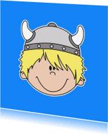 Kinderkaarten - Viking kaart