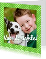 Dierenkaarten - Voor de liefste hond