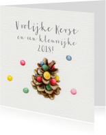 Kerstkaarten - Vrolijke en kleurrijke Kerst