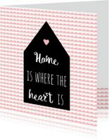 Welkom thuis kaarten - Welkom thuis kaart quote - WW