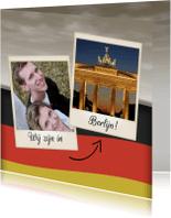 Vakantiekaarten - Wij zijn in Duitsland - BK