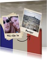 Vakantiekaarten - Wij zijn in... Frankrijk! - BK
