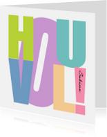 Woorden Hou Vol! Kleur - BK
