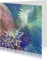 Kunstkaarten - Yachac sisa