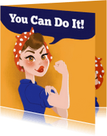 Succes kaarten - You Can Do It! - KO
