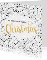 Zakelijke kerstkaarten - Zakelijke kerstkaart 1601