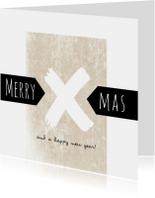 Zakelijke kerstkaarten - Zakelijke kerstkaart 2018 merry xmas-IP