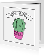 Zomaar kaarten - Zomaar cactus lookin sharp - ST