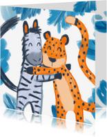 Zomaar kaarten - Zomaar een dikke knuffel