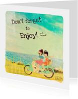 Zomaar kaarten - Zomaar Enjoy -LT