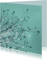 Zomaar kaarten - Zomaar kaarten - Blauwe takjes