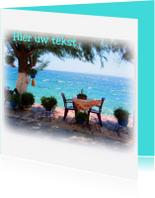 Vakantiekaarten - Zon en zee