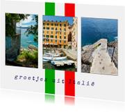 Ansichtkaarten - Ansichtkaart Italië MM