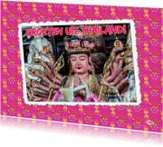 Ansichtkaarten - Ansichtkaart Thailand PA