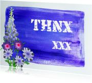 Ansichtkaarten - Ansichtkaart THNX PA