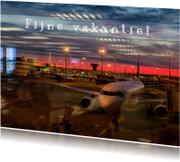 Ansichtkaarten - Ansichtkaart Vakantie MM
