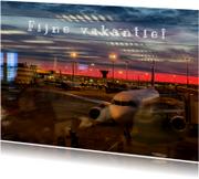 Vakantiekaarten - Ansichtkaart Vakantie MM