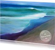 Vakantiekaarten - Ansichtkaart zee groetjes