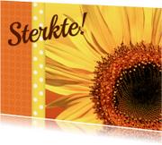 Sterkte kaarten - Bloemenkaart Sterkte - BK