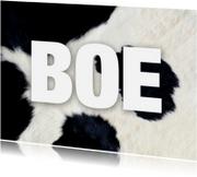 Zomaar kaarten - BOE kaart
