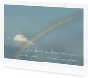 Coachingskaarten - Coaching Regenboog wolk