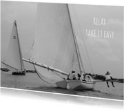 Coachingskaarten - Cochingskaart Take it easy