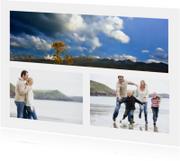 Ansichtkaarten - Collage Ansichtkaart - BK