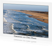 Ansichtkaarten - Groeten uit Den Haag X
