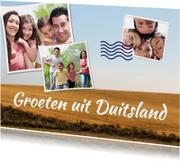 Vakantiekaarten - Groeten uit Duitsland - BK
