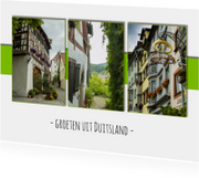 Vakantiekaarten - Groeten uit Duitsland
