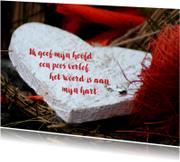 Coachingskaarten - het woord is aan mijn hart