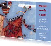 Kinderfeestjes - Jongens Feestje by Cartita Design