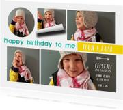 Kinderfeestjes - Kinderfeestje hip met foto's
